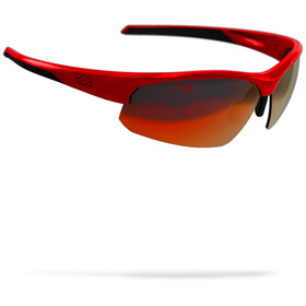 BBB Impress Sports Glasses glossy red/smoke